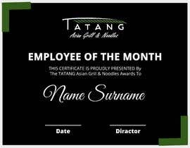 #11 for Employee of the month by Black000