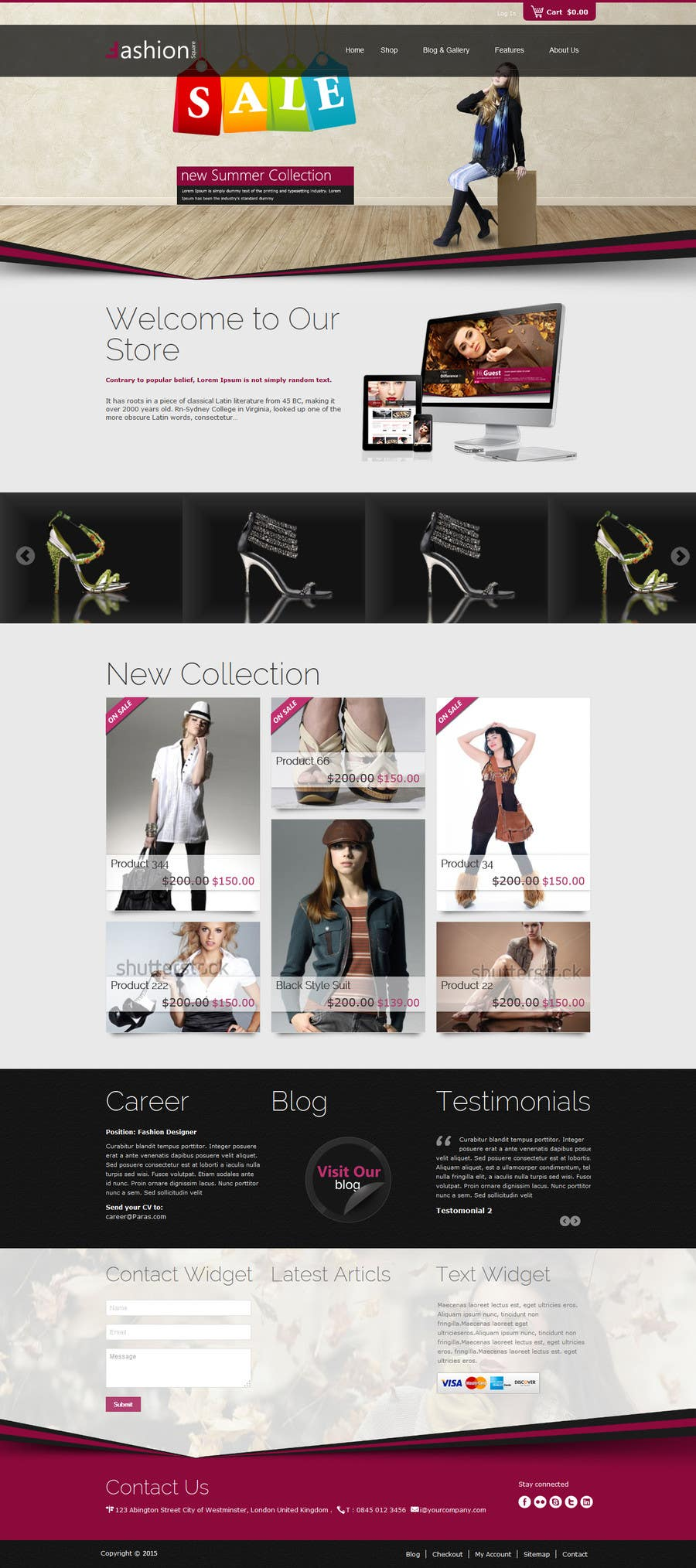 Entry 3 By Madniinfoway01 For Psd Template For Website Freelancer