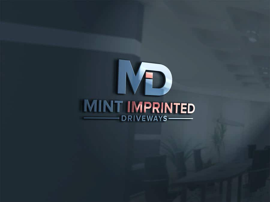 Contest Entry #159 for LOGO for imprinted concrete driveways business