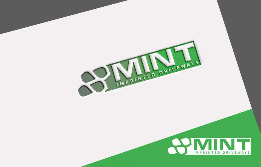 Contest Entry #121 for LOGO for imprinted concrete driveways business