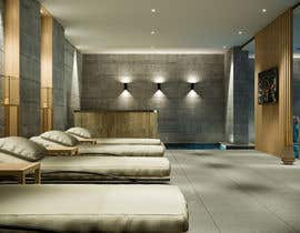 #49 для 3D rendering for a Hotel's SPA от UAarchitects