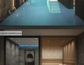 #34 для 3D rendering for a Hotel's SPA от sercevik