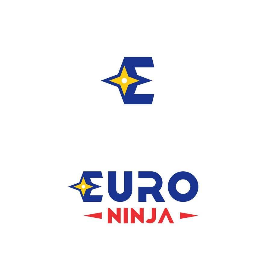 Contest Entry #394 for Design Euro Ninjas Logo