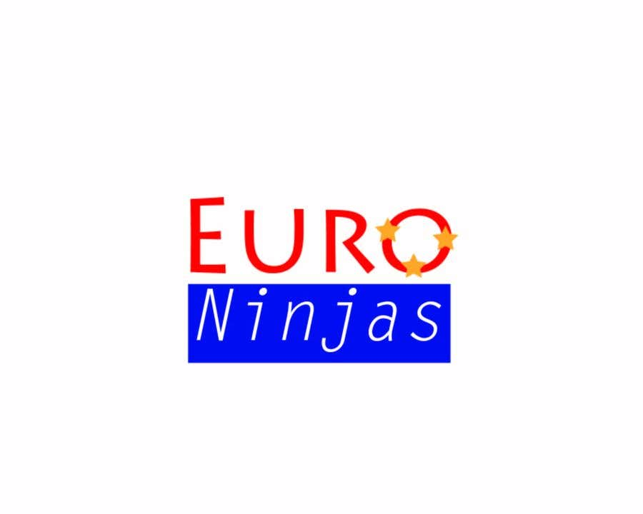Contest Entry #383 for Design Euro Ninjas Logo