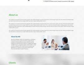 #11 untuk Creative Landing Page Design oleh swaruproy70