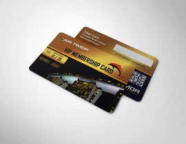 #101 cho Design a VIP membership card for airline company bởi denissinanaj