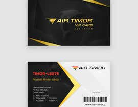 #98 cho Design a VIP membership card for airline company bởi elgu
