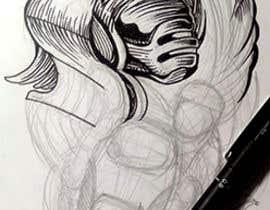 #79 для Create Tattoo Design от reddmac