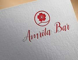#26 untuk Logo Design - Amrita Bar oleh shohanjaman26
