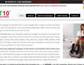 nº 29 pour Design a Homepage--Easy Money par Shakil361859