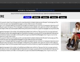 #2 для Design a Homepage for a Website--Easy Money от JA838
