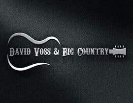 #119 for Logo For Country Band - Used for Posters, Marketing Flyers, Tshirts, and Hats by ornilaesha