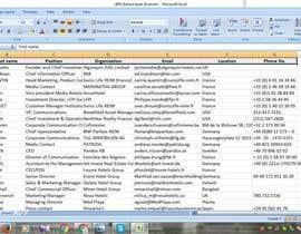 #39 для Data Entry from Internet от mkreza91