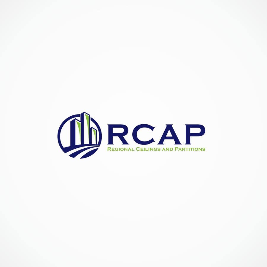 Konkurrenceindlæg #                                        43                                      for                                         Logo Design for Regional Ceilings and Partitions