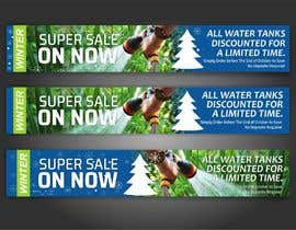 #61 for Winter Sale Banner Required For Website. by sonugraphics01