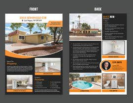 #77 для Design a Property feature flyer от hellotanvir