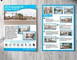 #100 для Design a Property feature flyer от mamunahamed1319