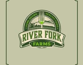 Nro 461 kilpailuun Design a Logo for a Farm käyttäjältä Alinawannawork