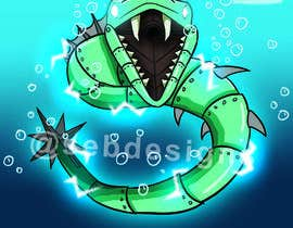 #11 cho RoboMonster Contest (5th Run) - Any water type robot bởi sebdesigns1022
