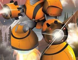 #11 cho RoboMonster Contest (7th Run) - Any Ground/Life/Soul Type Robot bởi gallipoli