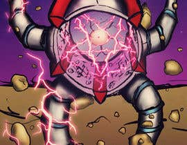 #13 cho RoboMonster Contest (7th Run) - Any Ground/Life/Soul Type Robot bởi michalladkowski