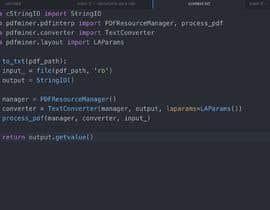 #4 for PDFs (ebooks) into HTML converter using Python by yashkatta