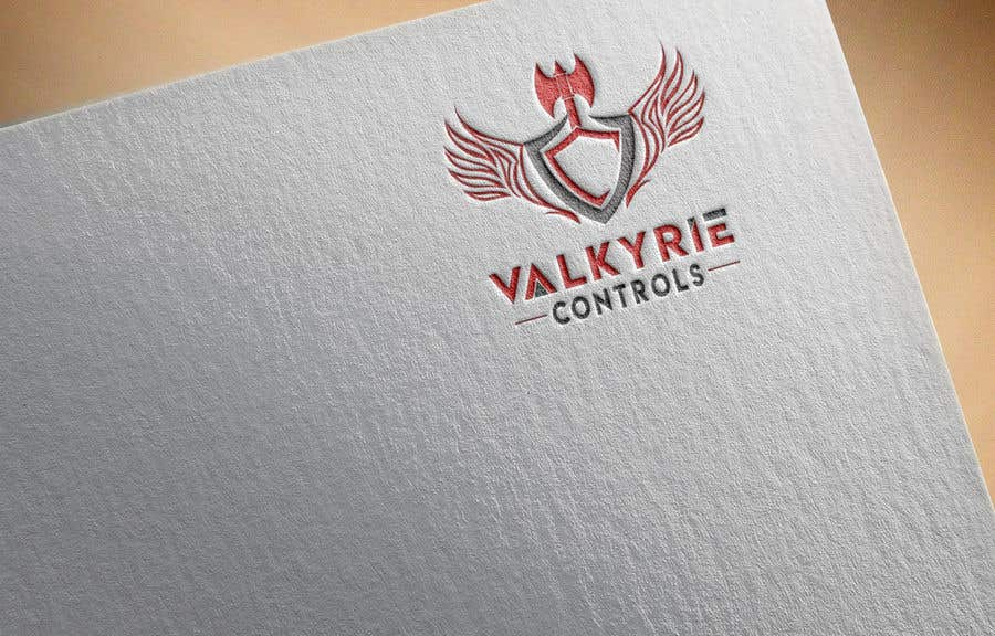 "Konkurrenceindlæg #154 for Need a logo for ""Valkyrie Controls"""