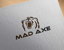 #167 for Logo design for Mad Axe by najiurrahman007