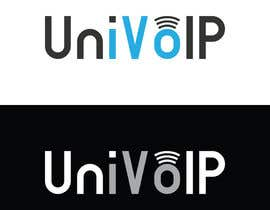 #252 for UniVoIP Logo by ARIFstudio