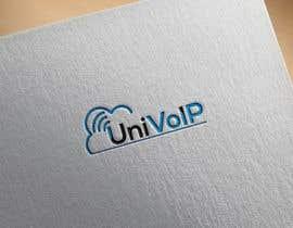 #249 for UniVoIP Logo by DesignInverter