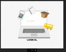 Nro 14 kilpailuun create me an animation gif for loading my website käyttäjältä irwant0