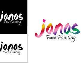 #31 cho Create a logo for a face, belly and body painter bởi owaisahmedoa