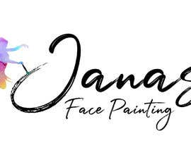 #40 cho Create a logo for a face, belly and body painter bởi sarapesikan