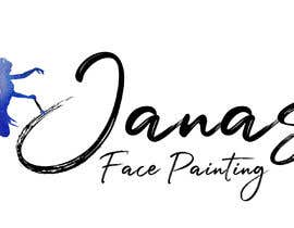 #42 cho Create a logo for a face, belly and body painter bởi sarapesikan