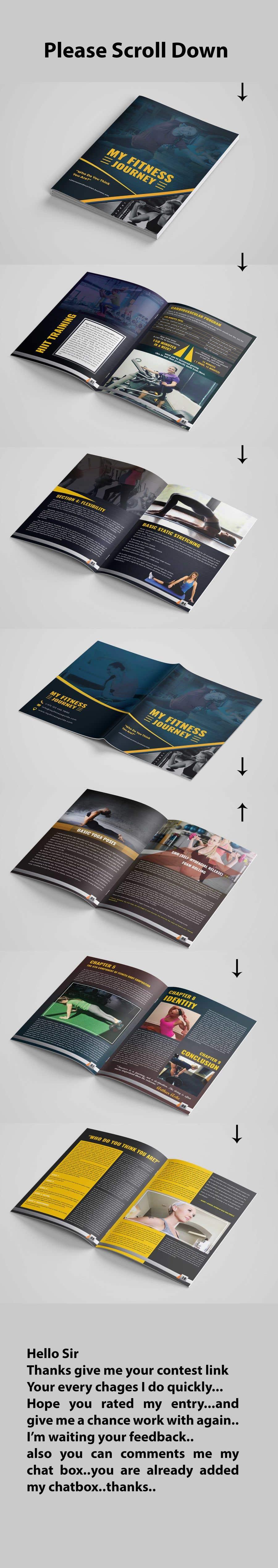 Proposition n°83 du concours Turn an article into a brochure/handout