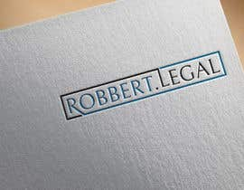 #114 for Fresh logo for legal consulting (Robbert.Legal) af QNICBD1941