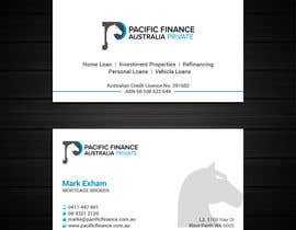 #38 for Designing a sophisticated business card af Designopinion