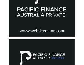 #598 for Designing a sophisticated business card af PixelDesign24