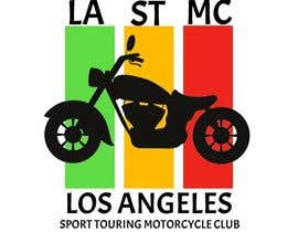 jaswinder527 tarafından I need a logo designer for Los Angeles Sport Touring Motorcycle Club (LASTMC) için no 376
