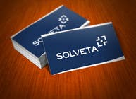 Graphic Design Contest Entry #29 for Letterhead, Envelopes, Business Cards and more for Solveta