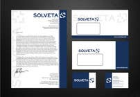 Graphic Design Contest Entry #62 for Letterhead, Envelopes, Business Cards and more for Solveta