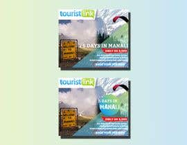 #51 para Travel Marketing. Simple 336 x 280 Banner for Display Ads por Designzone143