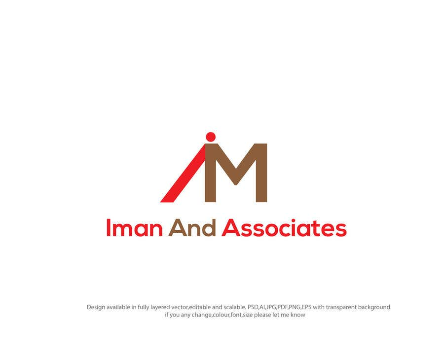 Contest Entry #23 for Iman & Associates