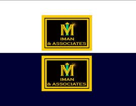 #53 for Iman & Associates by Marufahmed83
