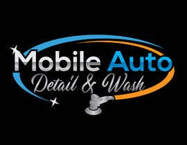 #10 for Mobile auto detailing logo by malikamjadhussai