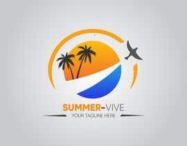 nº 77 pour Logo SUMMER VIBE par shafayetrabbani