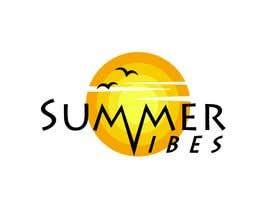 nº 73 pour Logo SUMMER VIBE par Becca3012
