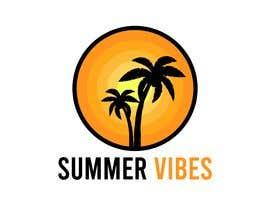 nº 76 pour Logo SUMMER VIBE par Becca3012