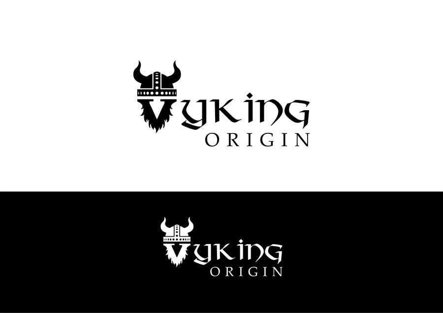 Penyertaan Peraduan #64 untuk Vyking Origin Logo Design