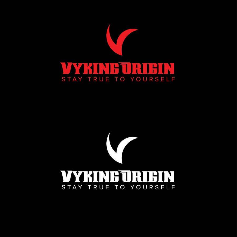 Penyertaan Peraduan #169 untuk Vyking Origin Logo Design